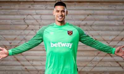 West Ham United Pinjam Alphonse Areola dari PSG
