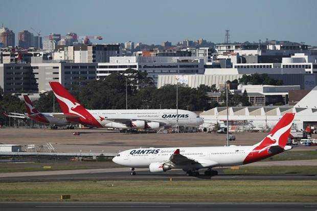 Pemerintah Australia Kerjasama Dengan Qantas Airways Untuk Membantu Pemulangan Warganya Dari Indonesia