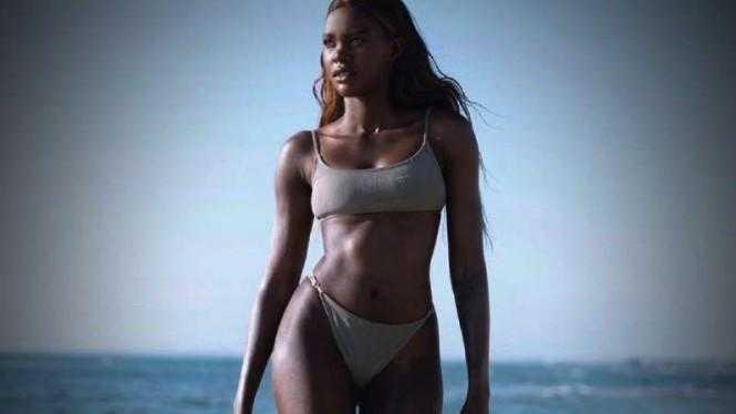 Model Seksi Finalis Miss World Australia Ini Ternyata Prajurit Baret Merah