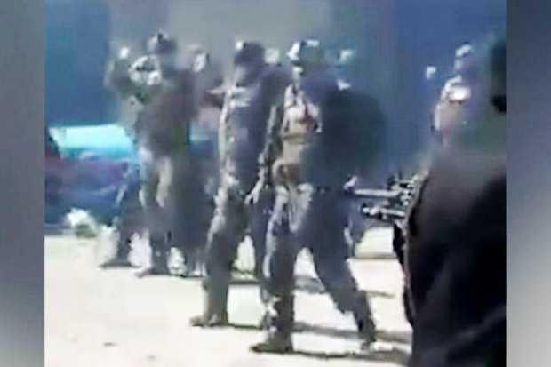 Viral Video Taliban Eksekusi 22 Orang Pasukan Komando Afghanistan
