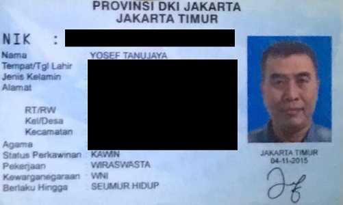 Yosef DPO Pembobol Bank Mandiri Rp120 Miliar Dibekuk saat Karantina Covid-19 di RS Jaktim
