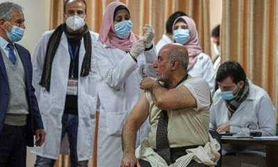 China dan Mesir Sepakat Sumbang Vaksin Covid-19 ke Palestina