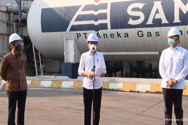 Jokowi Akui Kasus Covid Terus Melonjak Sehingga Kebutuhan Oksigen Medis Meningkat