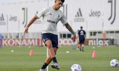 Bek Juventus Cristian Romero Jadi Target Buruan City dan Tottenham