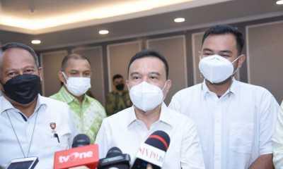 Dasco Sebut DPR Segera Koordinasi dengan Pemerintah Atasi Kelangkaan Obat Covid