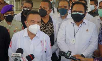 Dasco Minta Kementerian Lain Ubah Fasilitas Serupa Asrama Haji Jadi Tempat Penanganan Covid