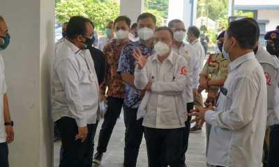 Tinjau Persiapan, Dasco: Asrama Haji Sudah Siap Dioperasikan jadi RS Darurat Covid
