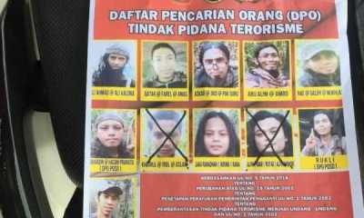 Polri Ingatkan 6 DPO Teroris Anggota MIT Poso Menyerahkan Diri