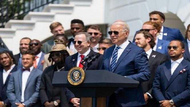 Ada Apa Joe Biden Singgung Prediksi Jakarta Tenggelam RI Pindah Ibu Kota Dihadapan Pejabat Intelejen AS?