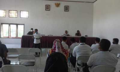 DPK BAPERA Haltim Turut Hadir Rapat Pembuatan Posko Desa Mensukseskan Pencegahan Covid 19