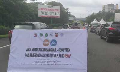 Pemkot Bogor Perpanjang Kebijakan Ganjil Genap Sampai 1 Agustus