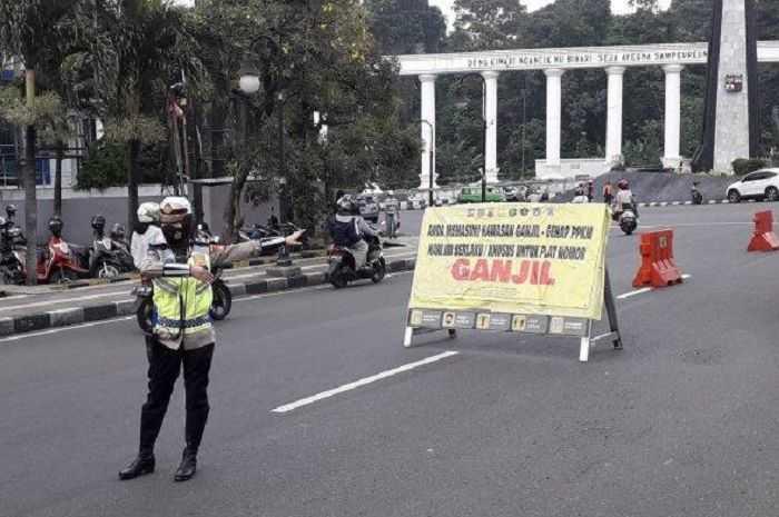 Pemberlakuan Ganjil-genap di Kota Bogor Kembali Diperpanjang