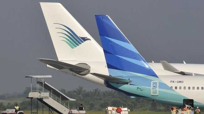 Ini Alasan BEI Masih Suspen Saham PT Garuda Indonesia