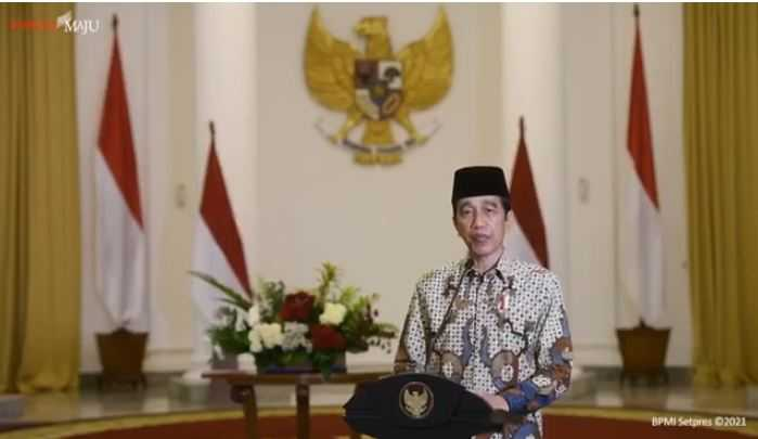 Jokowi Larang Menteri Kabinet Kecuali Menlu ke Luar Negeri