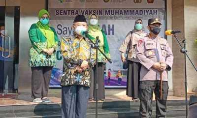 Percepat Program Vaksinasi, Polri Gandeng Muhammadiyah