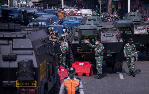 Jokowi Minta Kepada Aparat Jangan Sampai Rakyat Frustasi Gara-Gara Sebuah Kebijakan soal Covid-19