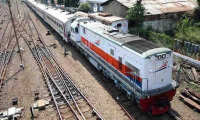 Perketat PPKM Darurat, Kereta Lokal di Bandung Hanya Boleh Dinaiki Pekerja Sektor Esensial