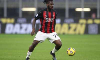 Banyak Diincar Klub Besar, Franck Kessie Pilih Tetap Bertahan di Milan