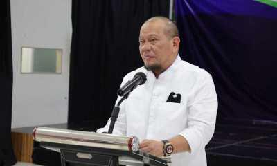 Kasus Covid di Malang Didominasi Usia Produktif, LaNyalla Imbau Warga Batasi Mobilitas