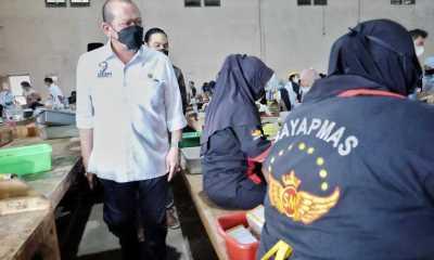 Apresiasi Pabrik Rokok yang Beroperasi dengan Prokes Ketat, LaNyalla: Ini Bagus