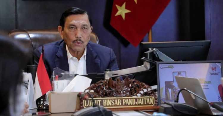 LBP Klaim Tak Ada Lagi Kabupaten/Kota di Jawa-Bali yang Berstatus PPKM Level 4