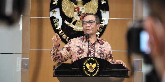 Menko Polhukam Mahfud MD Sebut Jokowi Restui Tanah Bekas Sitaan Kasus BLBI Dijadikan Buat Lapas