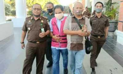 Kasasi Ditolak, Mantan Kacab Bank NTT Cabang Surabaya Tetap Divonis 13 Tahun Penjara