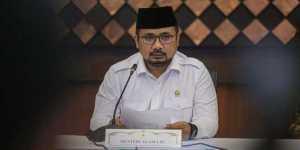 1 Muharram 1443 Hijriah, Menag Yaqut Ajak Umat Islam Perkuat Semangat Hijrah dan Gotong Royong