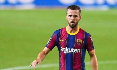 Tottenham Buka Komunikasi dengan Barca untuk Dapatkan Pjanic