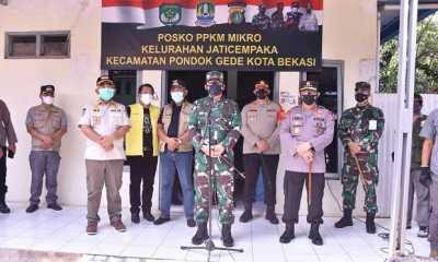 Panglima TNI Usul GBK Gelar Vaksinasi Covid Massal Setiap Hari