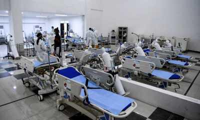 Keterisian Rumah Sakit Rujukan COVID-19 di Jakarta Berkurang
