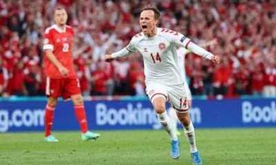 Tottenham Tertarik Datangkan Penyerang Denmark Mikkel Damsgaard