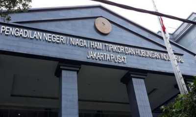 Bareskrim Tangkap Pengurus PKPU di PN Jakpus