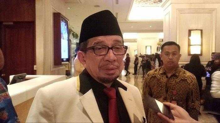 Salim Segaf Serukan Kader PKS Bentuk TRC Covid-19 di Setiap Jenjang Kepengurusan