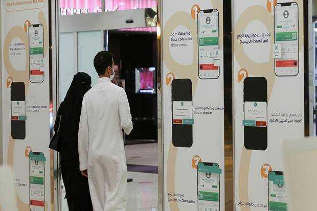 Arab Saudi Larang Warga yang Belum Vaksin Masuki Fasilitas Umum