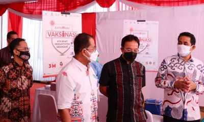 Bank DKI Buka Sentra Vaksinasi 17-18 Juli Mendatang, Pendaftaran Lewat Aplikasi JAKI