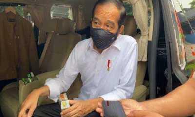 Sidak Ke Apotik Di Bogor, Jokowi Telp Menkes Karena Tidak Temukan Obat Covid