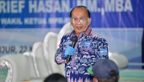 Syarief Hasan Dukung Usulan Kompleks DPR Jadi RS Darurat COVID