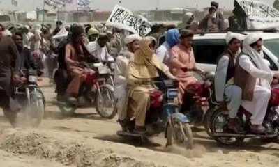 Taliban Bantai Lebih dari 100 Warga Spin Boldak Afghanistan di Perbatasan Pakistan
