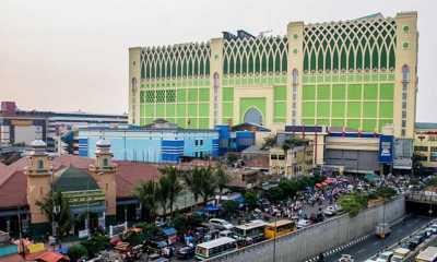 Satgas: Pembukaan Pasar Tanah Abang Sesuai Instruksi Mendagri 24/2021