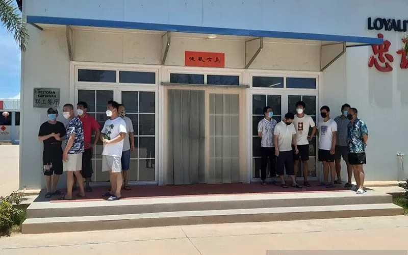 Imigrasi Sebut di Bintan ada 700 WNA dari China