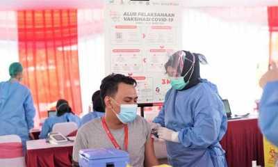 Dukung Program Pemerintah, Bank DKI Siapkan Fasilitas Tempat Hingga Infrastruktur Vaksinasi