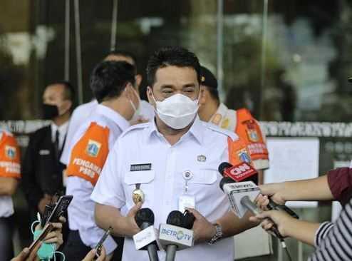 Terkait Demo Jokowi End Game, Wagub DKI : Tak Boleh Ada Kerumunan
