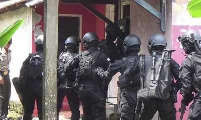 Lagi-lagi Densus 88 Geledah Rumah salahsatu Terduga Teroris di Poso