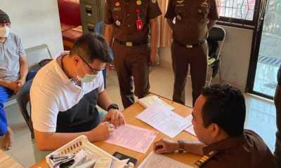 Putusan Kasasi Diterima, Jaksa Eksekusi 4 Terdakwa Kasus Korupsi Rp. 148 Miliar