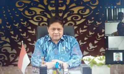 Airlangga Targetkan Investasi yang Masuk Indonesia Capai Rp1.200 Triliun di 2022