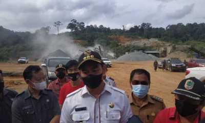 Bupati Kapuas Hulu Usulkan Bangun Jalan Puring Kencana di batas RI-Malaysia