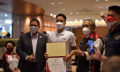 Dubes Heri Apresiasi Kerja Keras Atlet Olimpiade Indonesia
