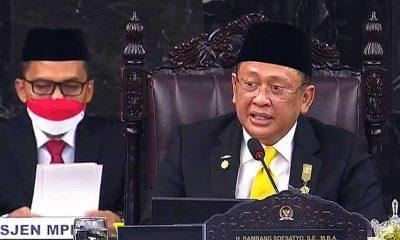 Singgung Soal Potensi Bangkitnya Nilai Intoleransi, Ketua MPR: Diperlukan Vaksinasi Ideologi