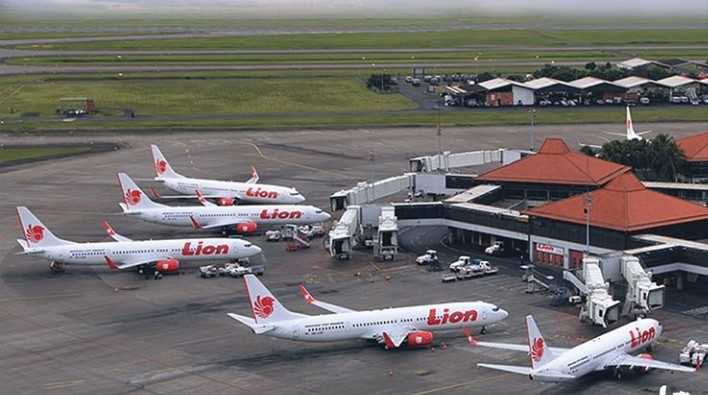 Waduh! Lion Air Group Rumahkan 8 Ribu Karyawannya